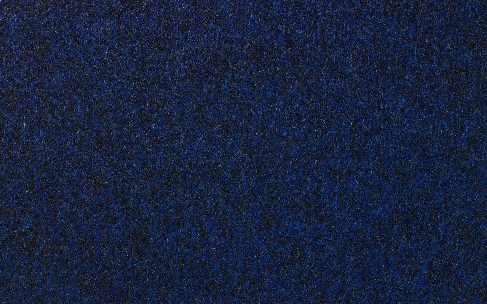Needle felt carpet, blue